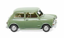 MORRIS Mini-Minor VERDE RESEDA 1959 WIKING 022603 scala H0 1:87 Modellino Auto