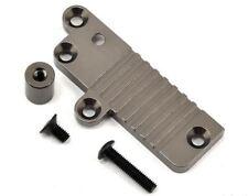 """Placa Aluminio Tirante Gas/freno PSP """"Gun Metal"""" Sworkz BK1 EVO SW-330407A"""