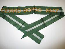 rst117 Mexican War US Army Flag Streamer Cerro Gordo 1847 IR41