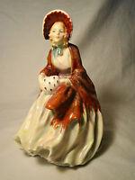 Royal Doulton Porcelain Figurine Her Ladyship HN1977 1945 Figure Retired 1959