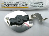 Whirlpool Kenmore Maytag Roper Estate Dryer Hi-Limit Thermostat (See Model List)