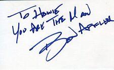 "BEN AFFLECK Vintage Original Hand Signed Rare Autograph Card Known for ""Argo"""