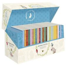 The World of Peter Rabbit - the Complete Collection of Original Tales 1-23 by Beatrix Potter (Multiple copy pack, 2011)