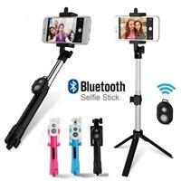 Ausziehbare Bluetooth-Fernbedienung Selfie Stick Stativhalterung für iPhone Best