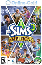 The Sims 3: Ambitions espansione pack DLC - PC EA Origin codice digitale - IT