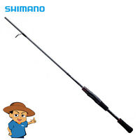 Shimano ZODIAS 268ML-2 Medium Light freshwater bass fishing spinning rod pole