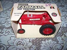 Farmall IH 350 Tractor Die-Cast 1/16 Scale  Ertl New in Box