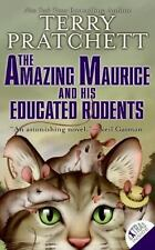 The Amazing Maurice and His Educated Rodents by Terry Pratchett (2003,.