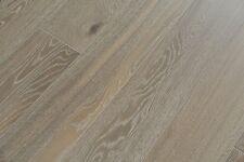 Smoked, Brushed & White UV Oiled Engineered Oak Wood Floor 189*15/4mm EO1514C