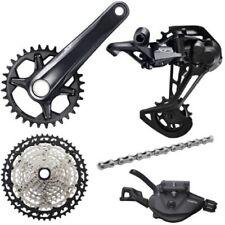 NEW Shimano XT M8100 1x12 Speed Mountain Bike MTB 6 Piece Groupset 10-51