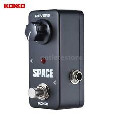 Durable New KOKKO FRB2 Mini Space Pedal Portable Guitar Effect Pedal D7M7