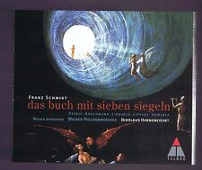 FRANZ SCHMIDT BOX SET 2 CDS THE BOOK WITH SEVEN SEALS/ NIKOLAUS HARNONCOURT