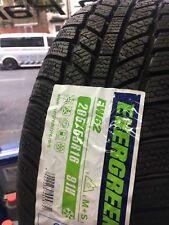205 55 16 205/55hr16 2 Tyres Evergreen Ew62 Winter 91hl E C Rating Great Grip