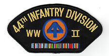 44th Infantry Division WWII Hat Patch