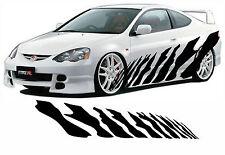 "VINYL GRAPHICS DECAL STICKER CAR BOAT AUTO TRUCK 80"" MT-213-Y"