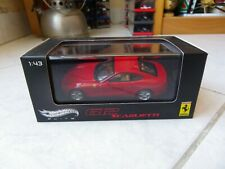 Ferrari 612 Scaglietti V8375 Hotwheels Mattel Elite 1/43 Miniature