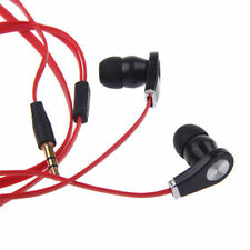 3.5mm In-ear Headphone Stereo Earbuds Headset for Samsung iPhone iPod New