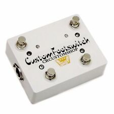 CR® CUSTOM FOOTSWITCH FOR MESA BOOGIE EXPRESS PLUS SERIES AMPLIFIER HARDWIRED