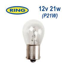 RING 12v 21w P21W BA15s Brake Light/Reverse Light/Indicator/Rear Fog Bulb RB382