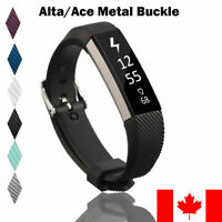Replacement Fitbit Alta Band Alta HR Ace Band  Silicone Loop Watch Strap