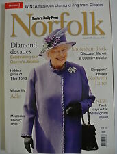 Magazine. Eastern Daily Press. Celebrating Life in Norfolk. January, 2012. 153.