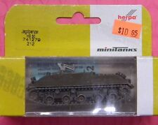 HS30 Armored Rocket Launcher  Missiles 1:87