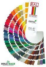 Osmo Landhausfarbe hochdeckende Holzfarbe gemischt im Wunschfarbton nach RAL 2,5