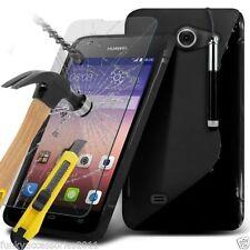 Étuis, housses et coques etuis portefeuilles en silicone, caoutchouc, gel pour téléphone mobile et assistant personnel (PDA) Huawei