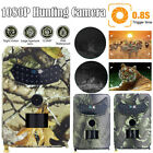 Trail Camera 1080P Hunting Outdoor Wildlife 12MP Scouting Cam Night Vision 2021