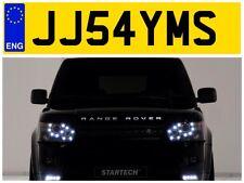 JJ54 YMS BMW JIM JIMBO JIMS JIMMY JAMES JAMESY JAM PRIVATE NUMBER PLATE NO FEE