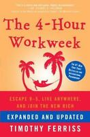 The 4-Hour Work Week : Escape 9-5 By Timothy Ferriss [EBOOK] immediate delivery
