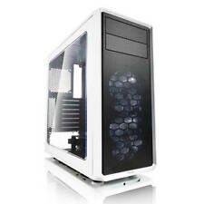 Fractal Design Focus G Computer Case with Side Window (fd-ca-focus-wt-w)