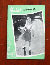 Kodak Ltd 1940 Catalog/cks/206410
