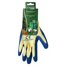Kingfisher Latex Gardening Gloves