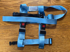Ez On adjustable Transportation Vest Special Needs Car Safety Restraint, Extras!