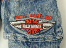 Harley Davidson Embroidered & other Logos - Free U.S. Shipping