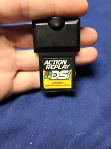 Datel Action Replay DSi Updates Yellow Label (Nintendo DS Lite) Tested Works