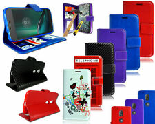 Leather Mobile Phone Cases/Covers for Motorola Moto G4