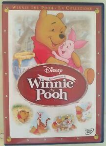 """Le avventure di Winnie the Pooh (1977) DVD collana """"La collezione"""""""