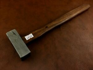 Handmade Damascus Steel Hammer-Pattern Welded& Heat Treated-HH34