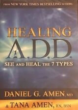 Healing ADD: See and Heal the 7 Seven Types DVD, Brand New Sealed   #41