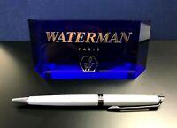 Waterman Penna a Sfera Emisfero Vernice Bianco C.C.Hemisphere