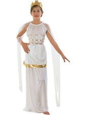 Greek Goddess Athena Ancient Greece Helena Girls Costume Fancy Dress Historical