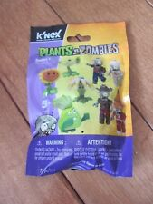 KNEX Zombies VS Plants Series 1 CONE HEAD ZOMBIE Figure NEW