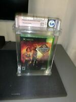 Fallout: Brotherhood of Steel (Microsoft Xbox, 2004) WATA Graded 9.4 A+ New!