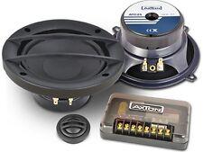 Axton ATC25 13cm 2-Wege-Komponenten-Lautsprechersystem Lautsprecherset 140 Watt