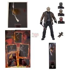 "Ultimate Jason vs Freddy Neca Friday The 13th Jvf 2019 7"" Inch Action Figure"
