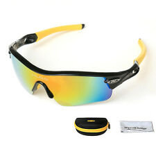 Outdoor Sports Cycling Glasses Bicycle Bike Goggles Fishing Eyewear Sunglasses
