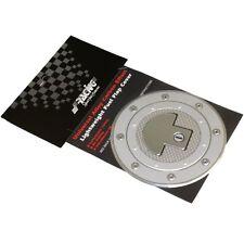 HONDA CIVIC 01- & TYPE R FUEL/PETROL CAP COVER ALUMINIUM ALLOY EXTERIOR STYLING