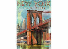 Ravensburger Retro New York 1000 piece Jigsaw Puzzle